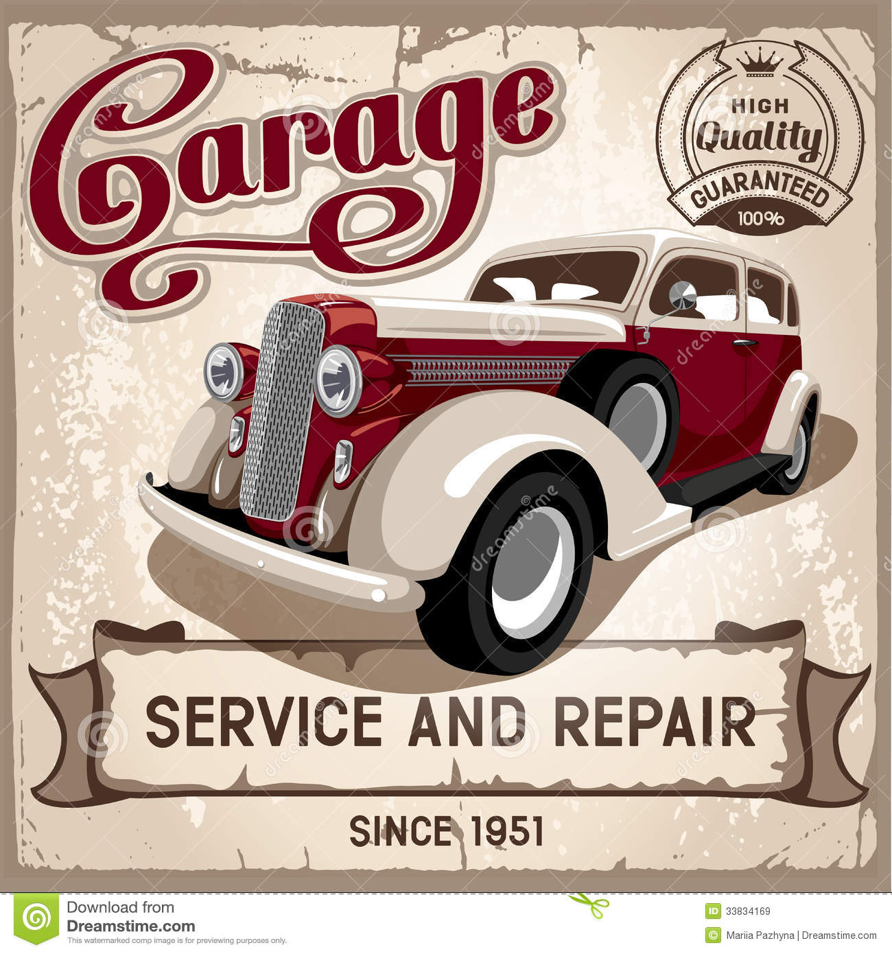 Auto Service Royalty Free Stock Images Image 33834169