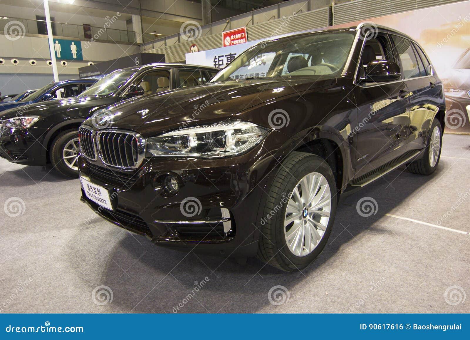 Auto show — BMW X5