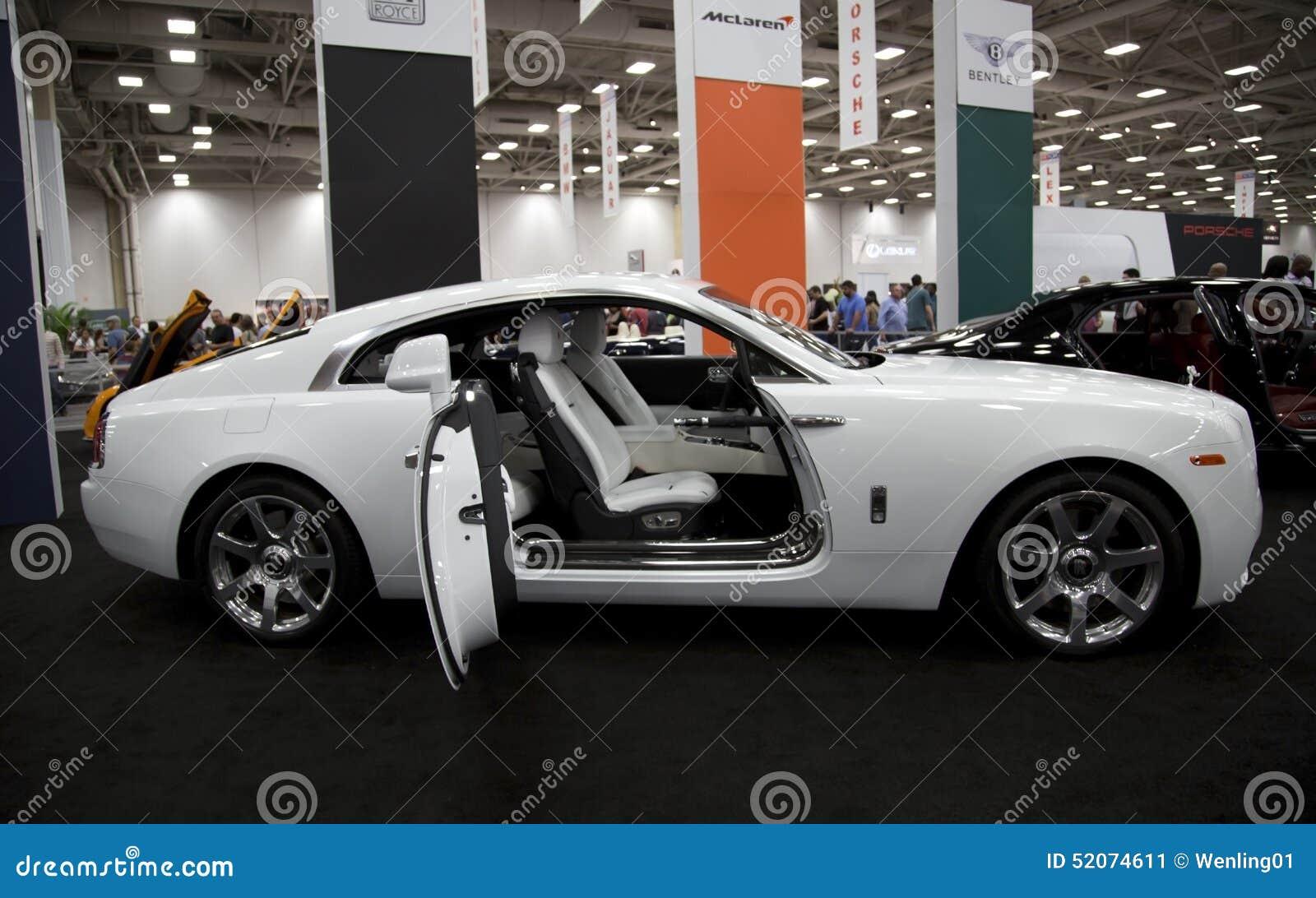Dallas Auto Show >> Auto Show In Dallas Editorial Photo Image Of Show