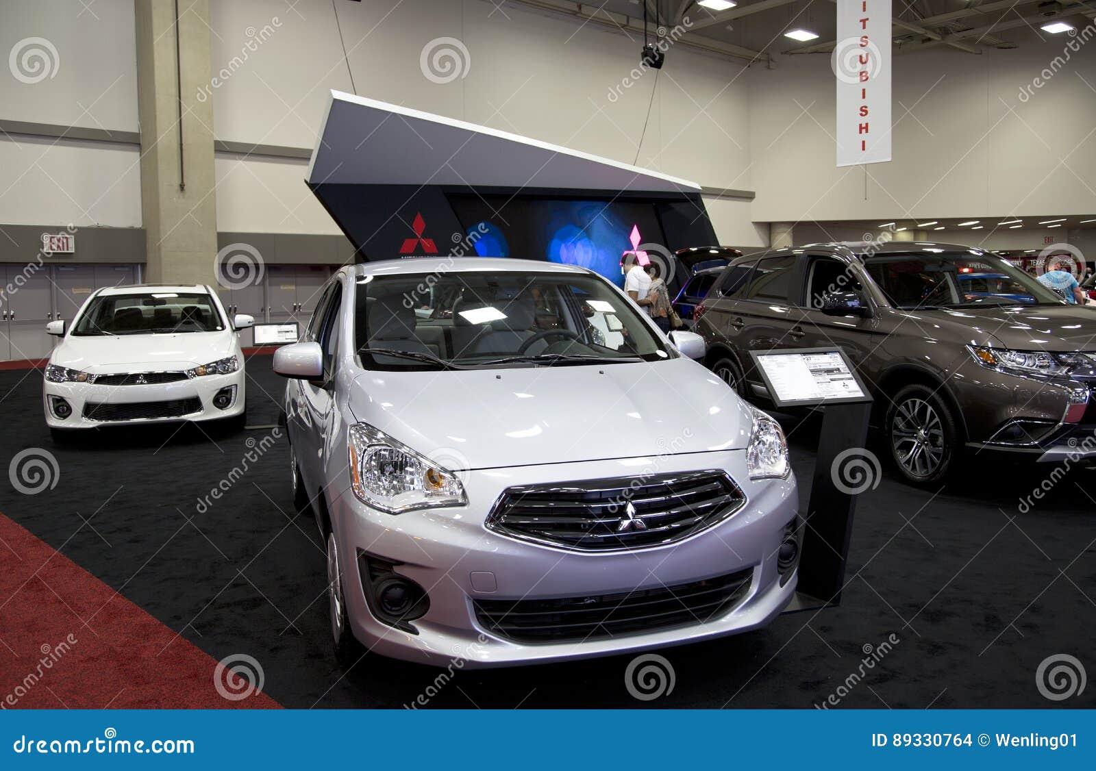 Dallas Car Show >> Auto Show In Dallas Tx 2017 Editorial Stock Image Image Of
