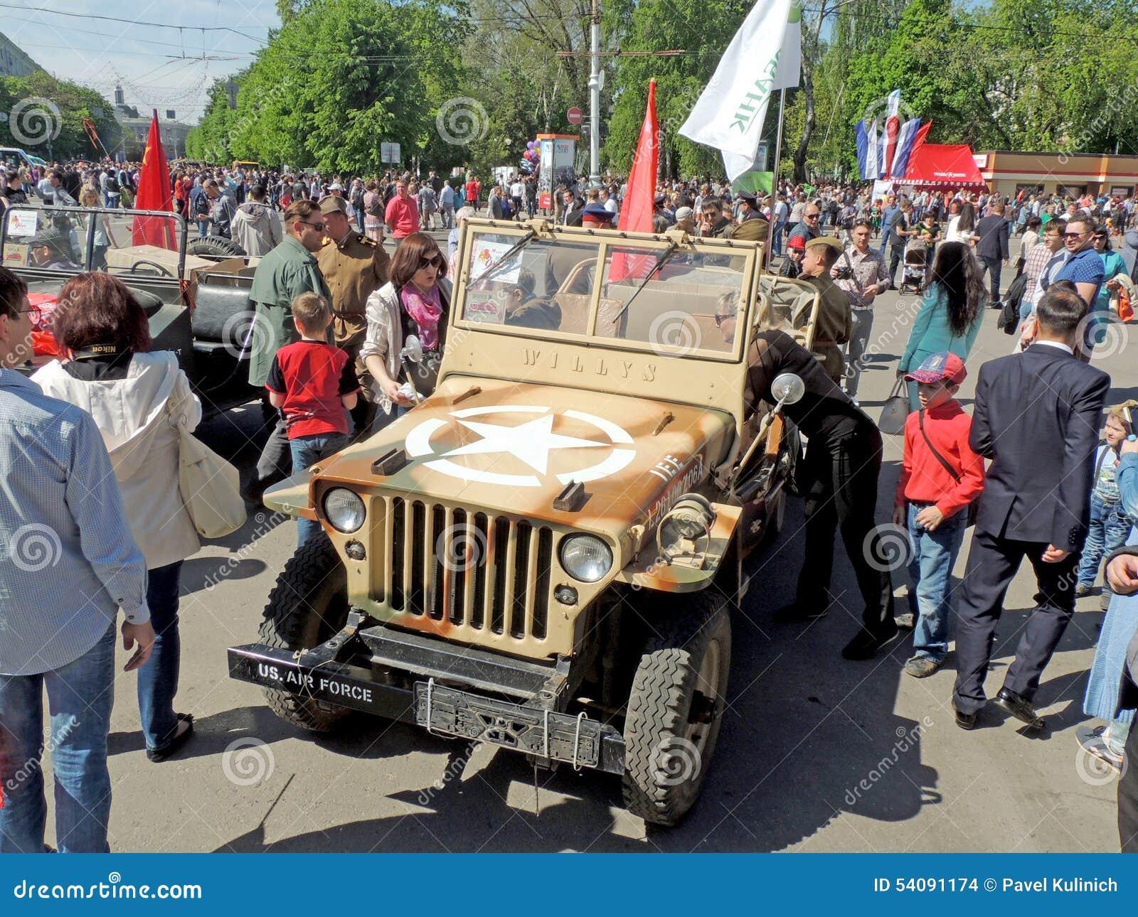 Auto van Wereldoorlog II lenen-Huur Willys MB