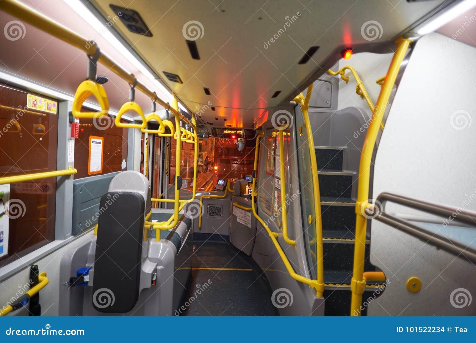 Autobús de dos plantas en Hong Kong
