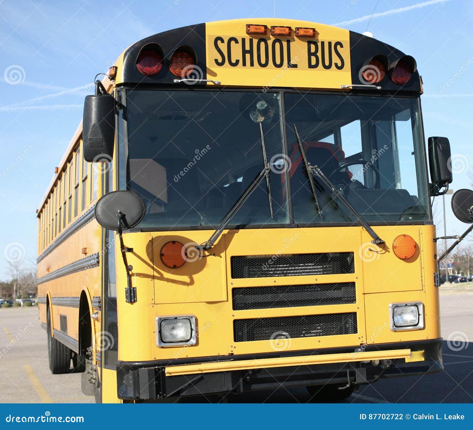 Autobus d école primaire