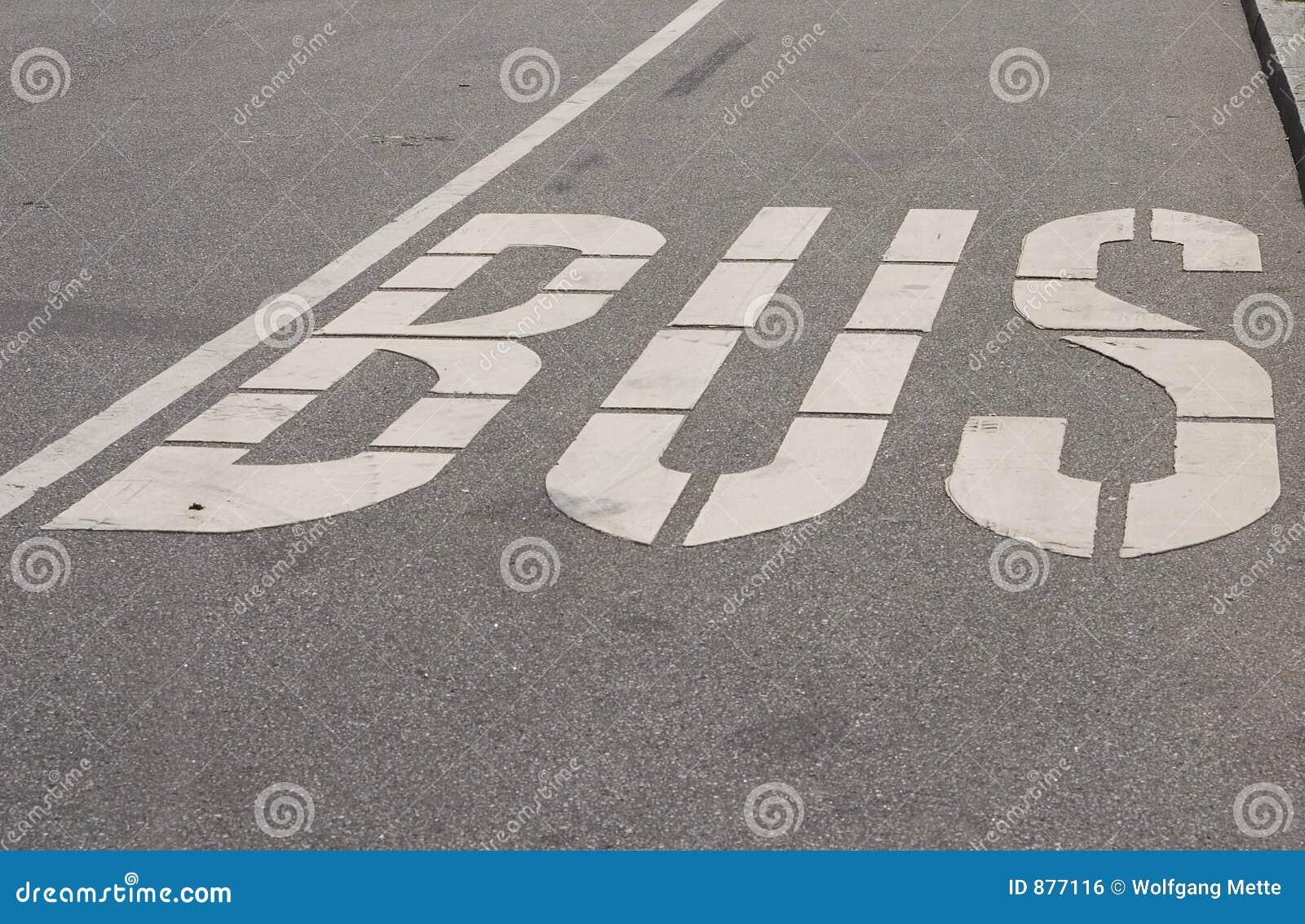 Autobus lane