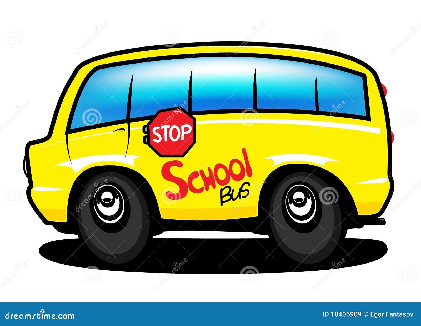 Autobus scolaire images libres de droits image 10406909 - Autobus scolaire dessin ...