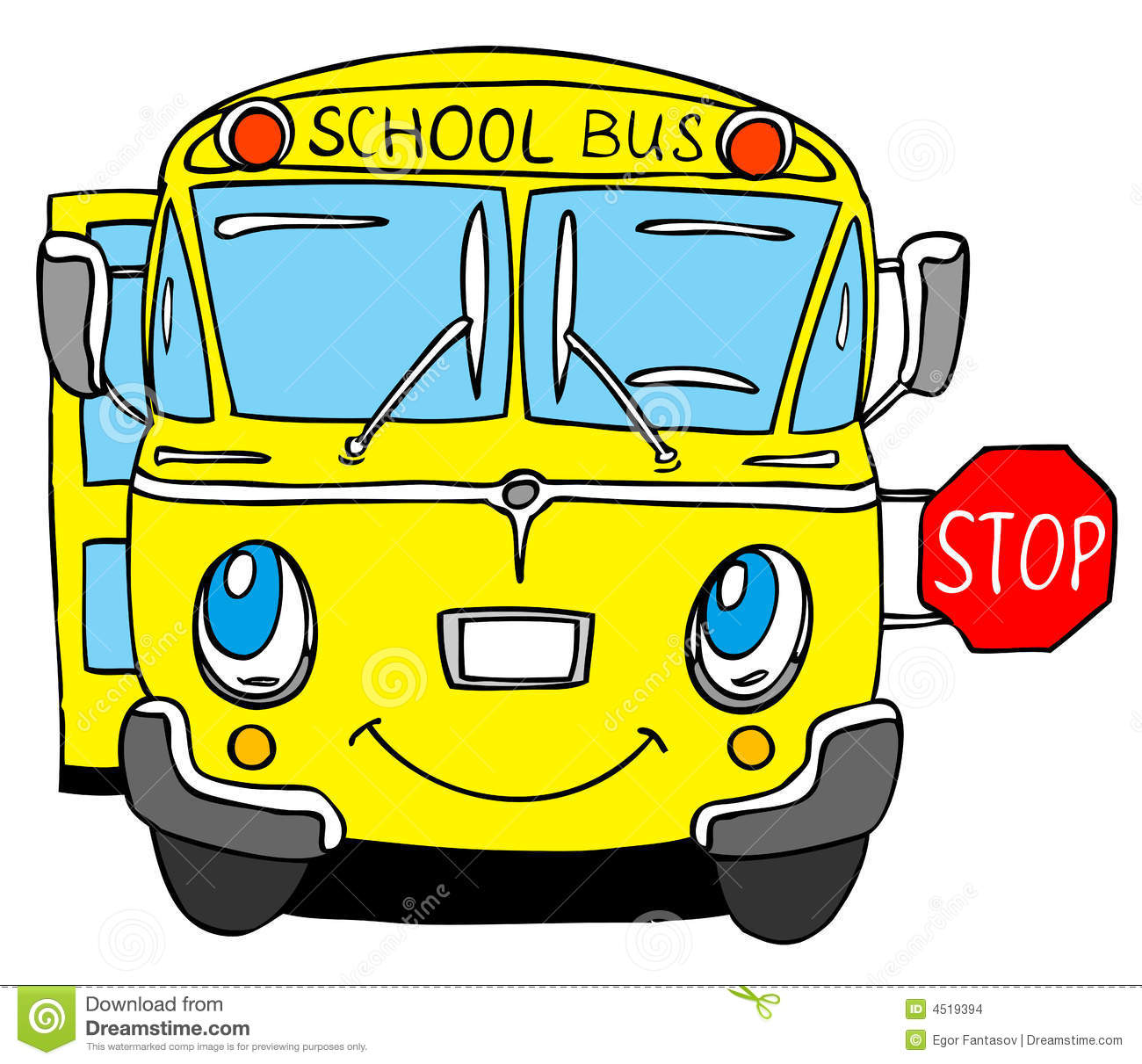 Autobus scolaire illustration de vecteur illustration du - Bus scolaire dessin ...