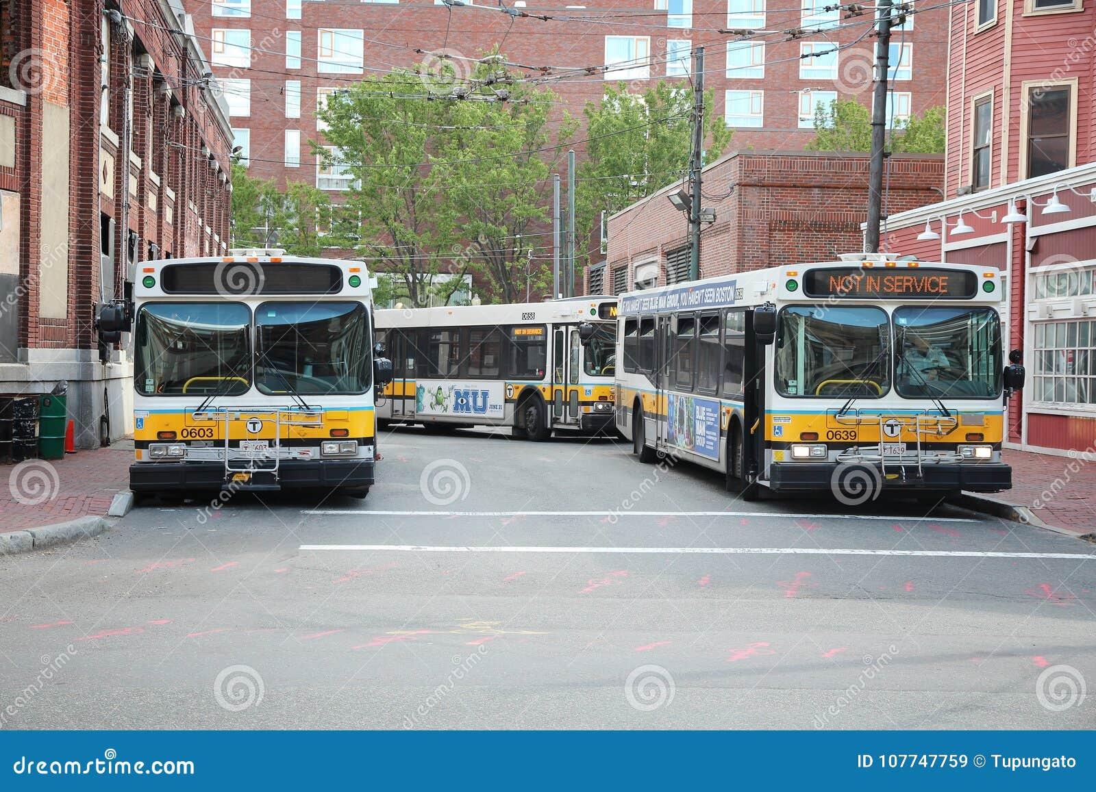 Autobuses de Boston