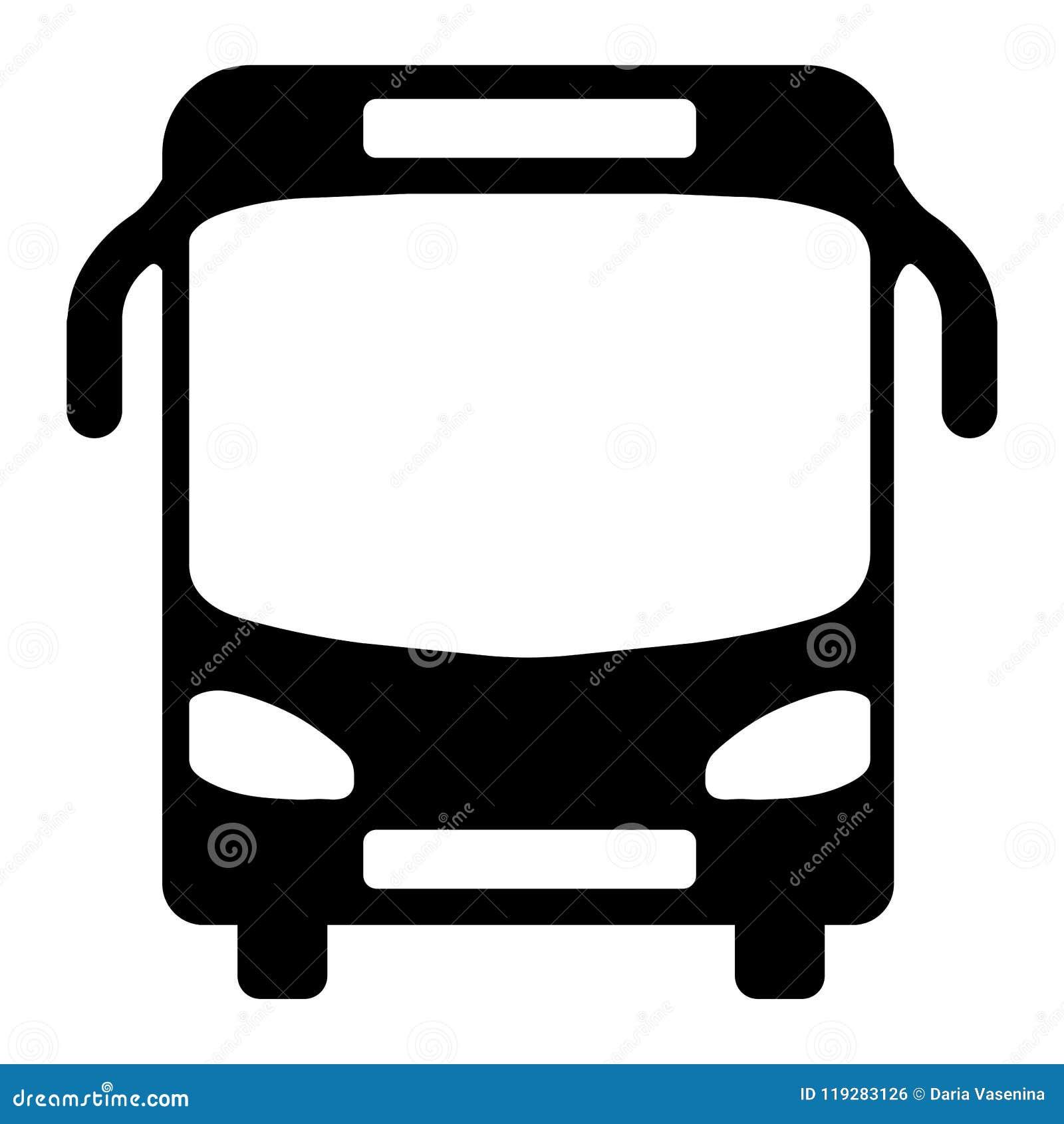 Autobusowa ikona