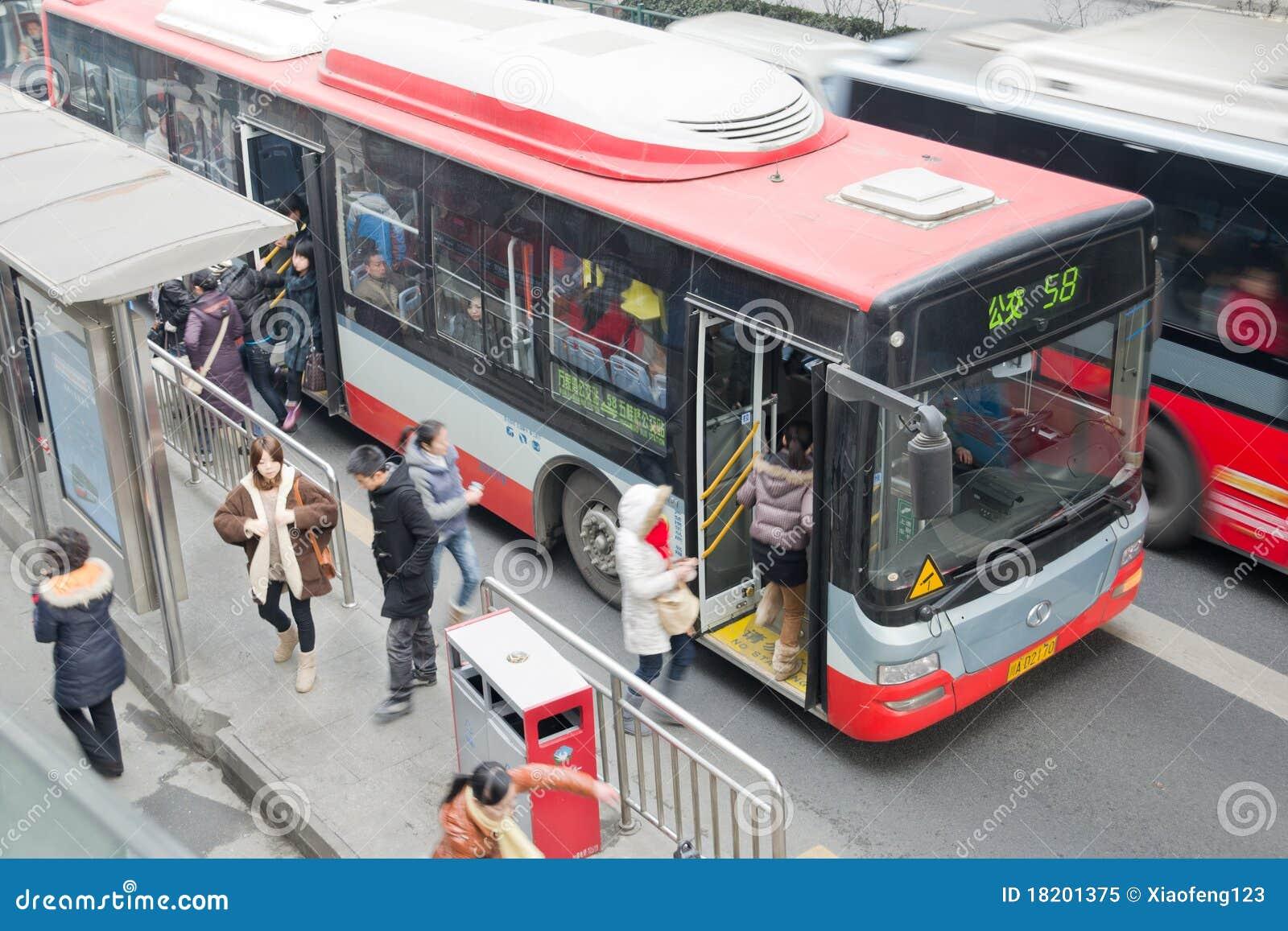 Autobusowi ludzie