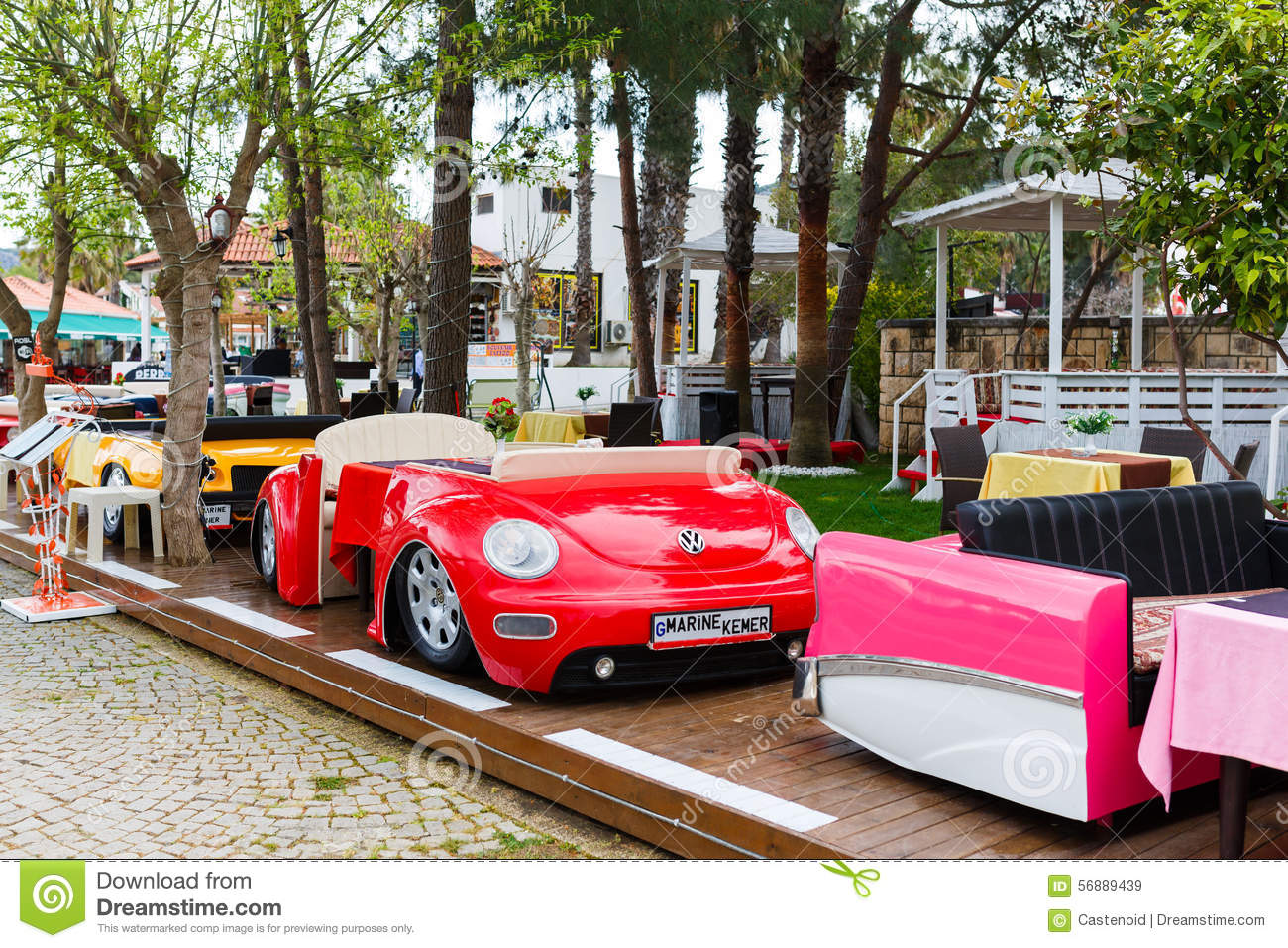 Autocafe in Kemer
