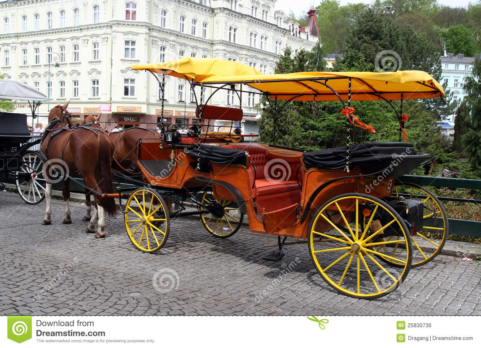 Autocar de cheval