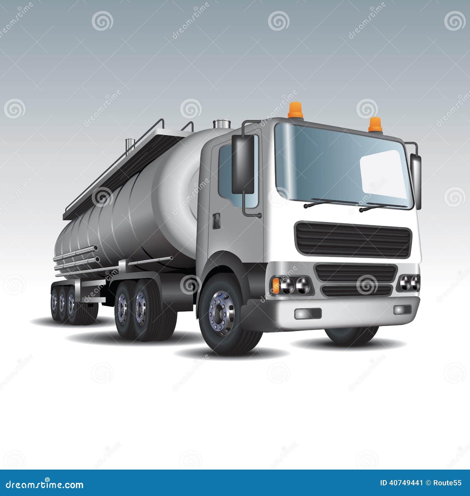 Autocisterna della benzina