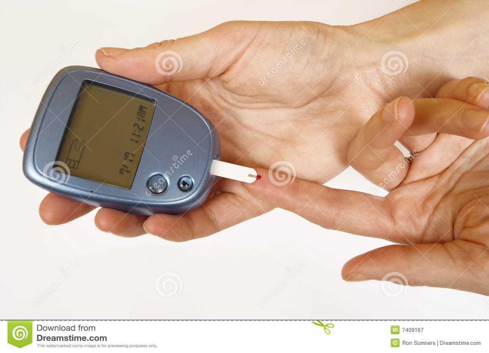 Autodiagnostica del diabete