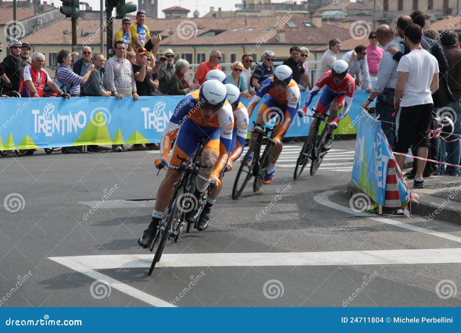 Autogiro d Italia - RADOBANK Team