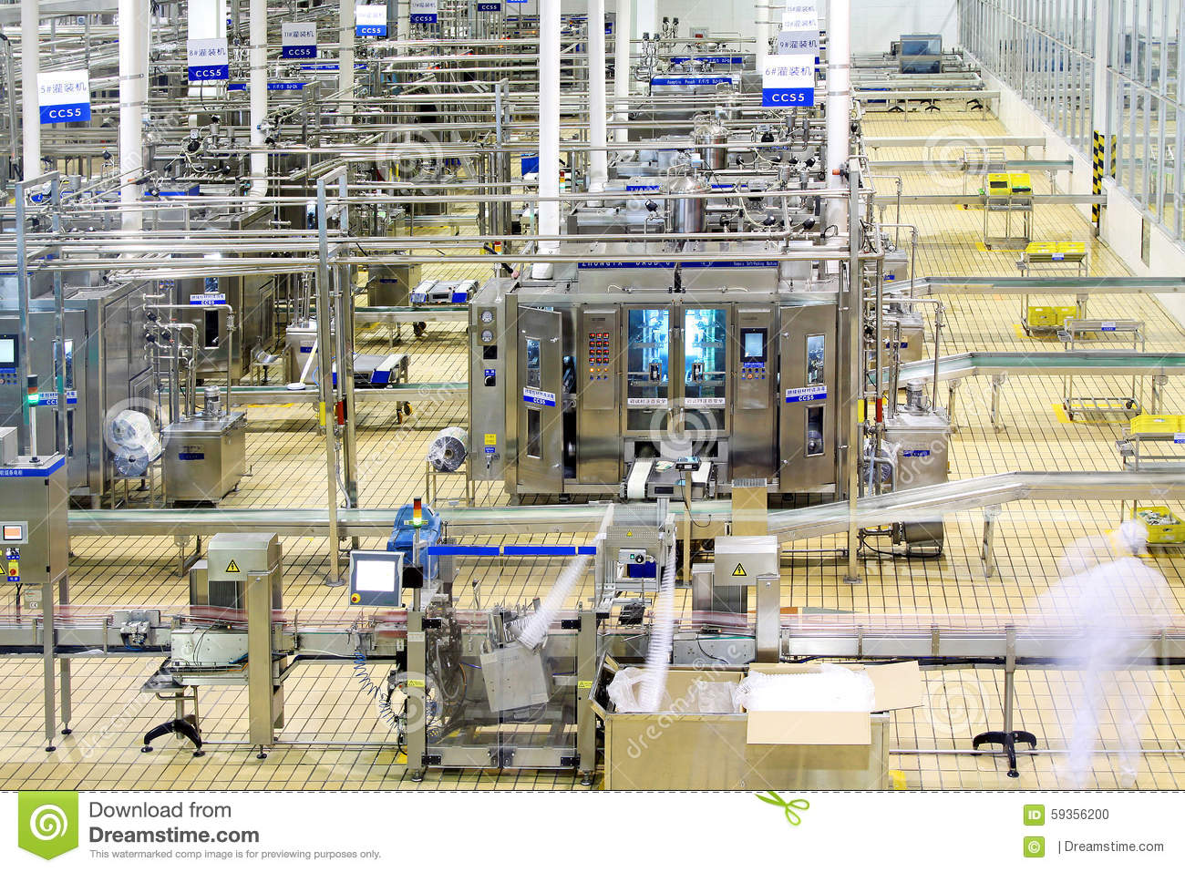 Automated Carton Labeling System with FANUC LR Mate Series ...
