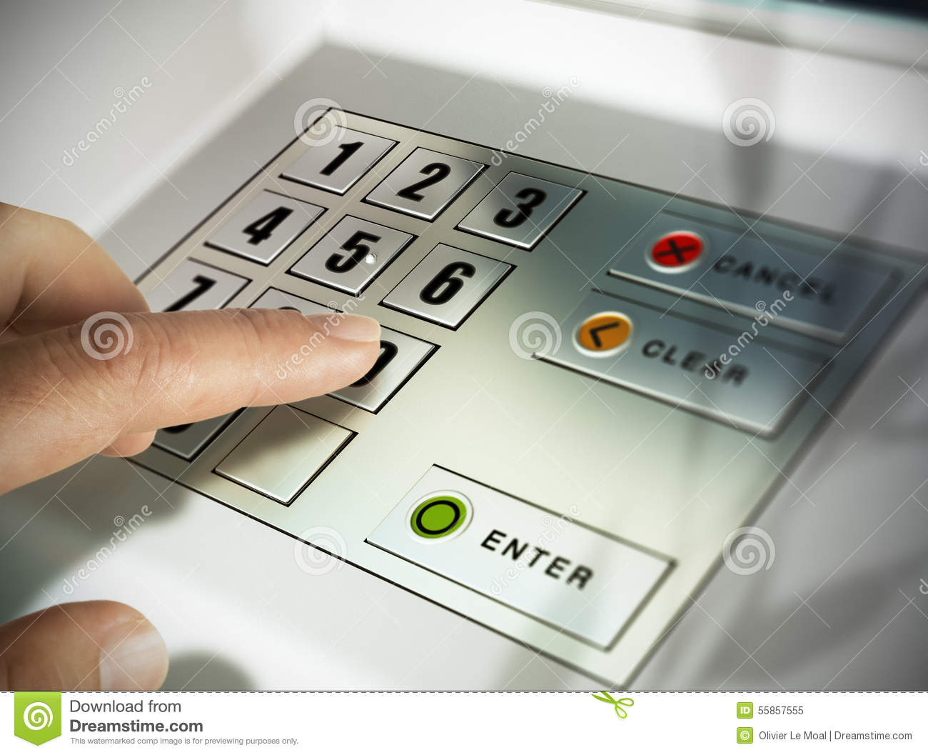 automated teller machine security