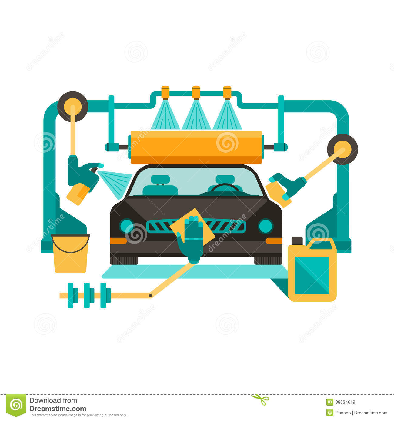 clipart for car wash - photo #47