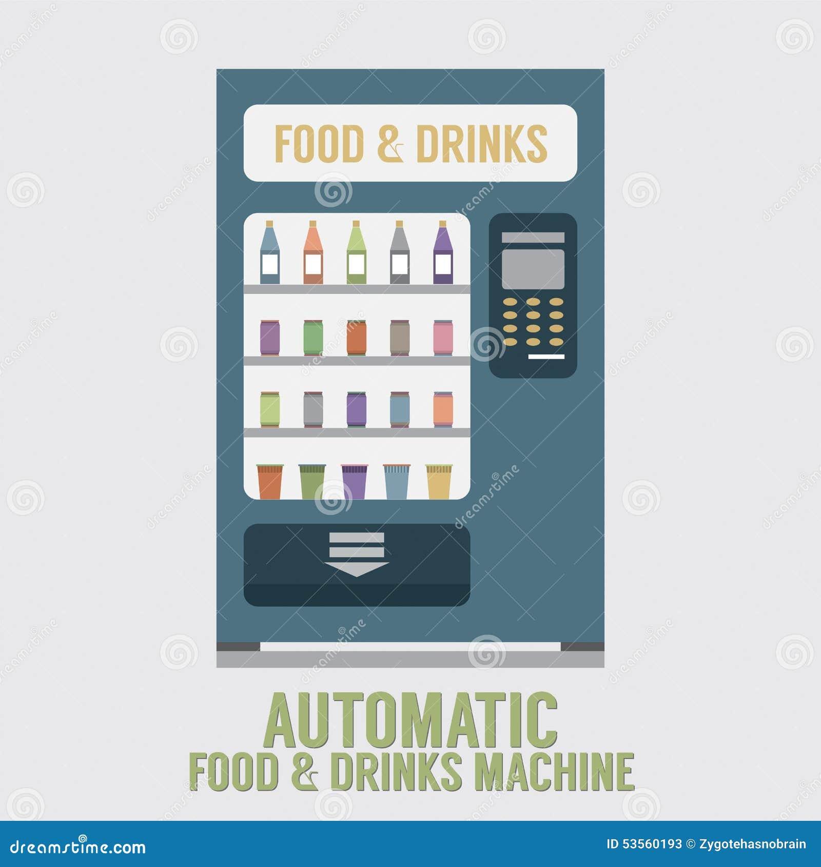 automatic drink machine