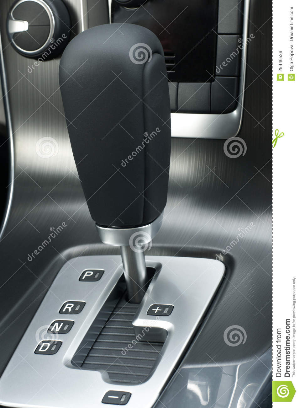 How To Start A Stick Shift >> Automatic Gear Shift Of A Car Royalty Free Stock Image - Image: 25446536