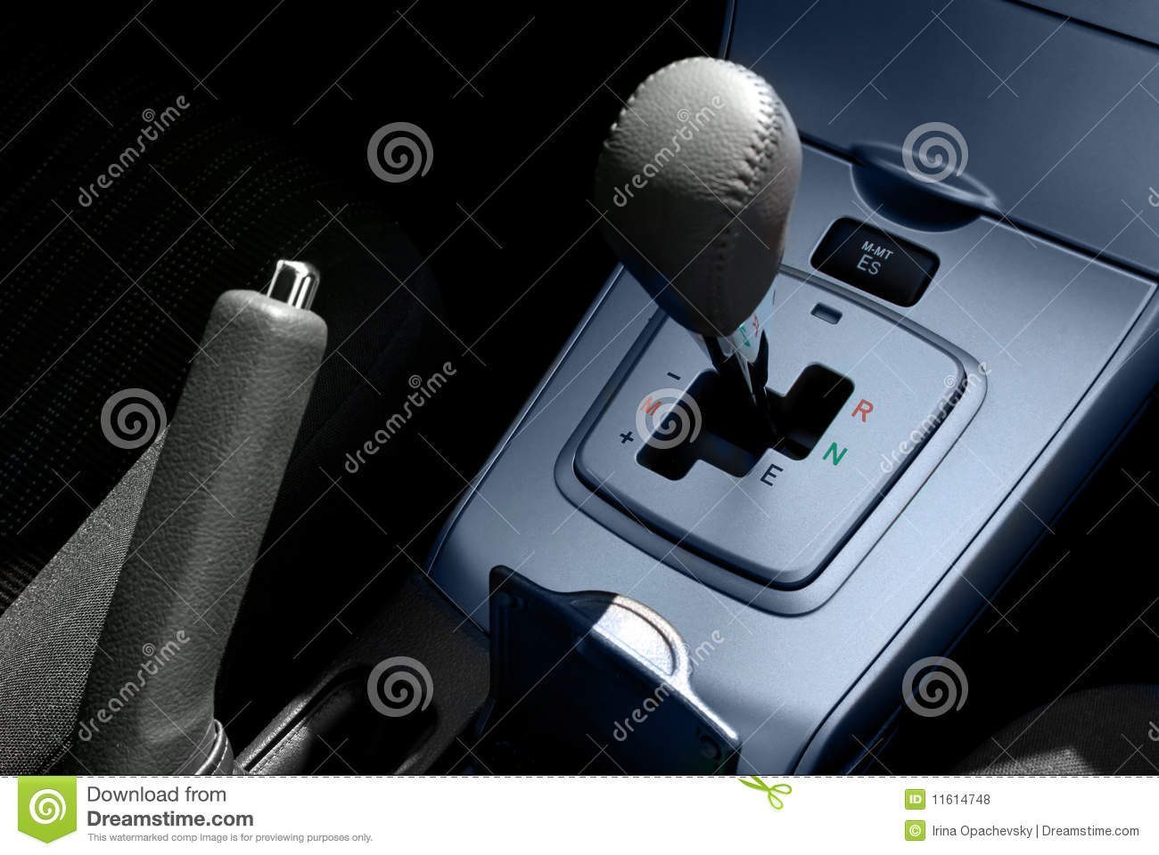 Automatic Transmission Royalty Free Stock Photos Image
