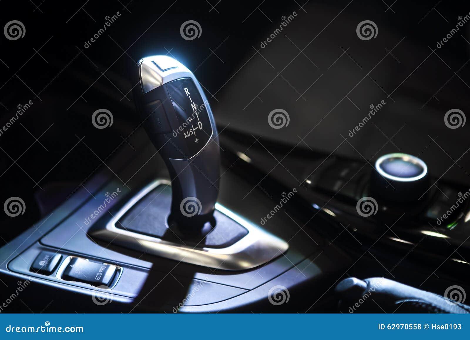 Automatic transmission shift gear