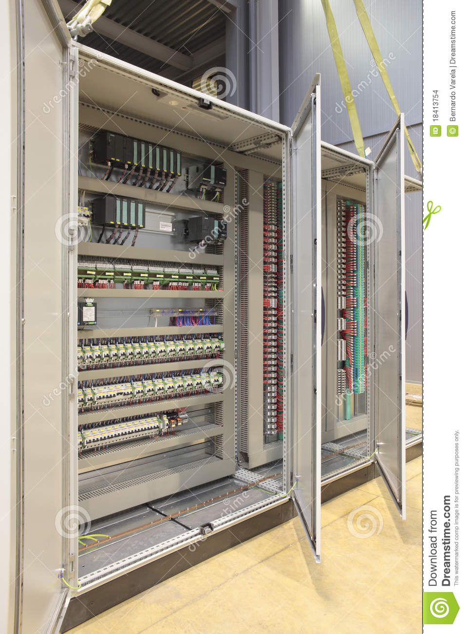Automation Atex Panel Board Stock Images Image 18413754