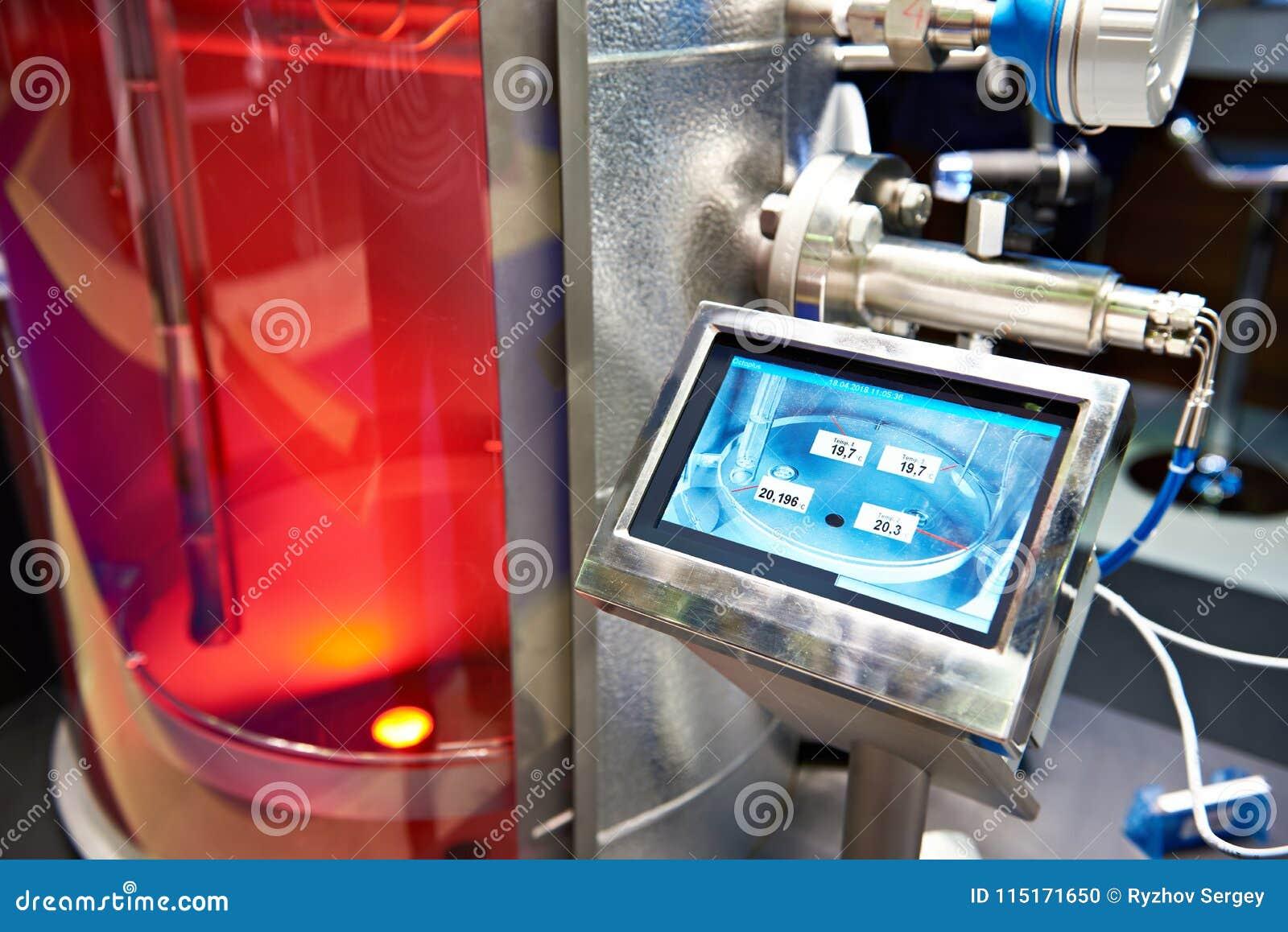 Automatisch elektronisch apparaat om temperatuur te meten