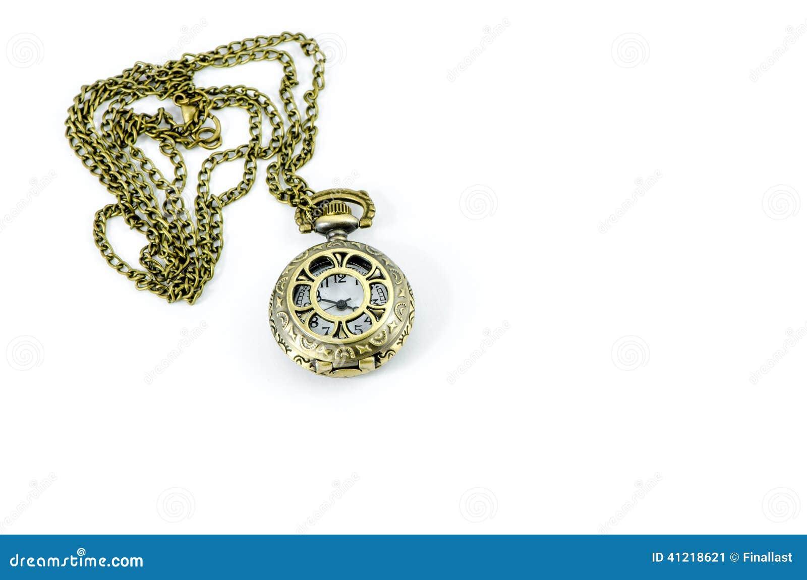Automatisch Klokmedaillon Gotische Lolita Necklace