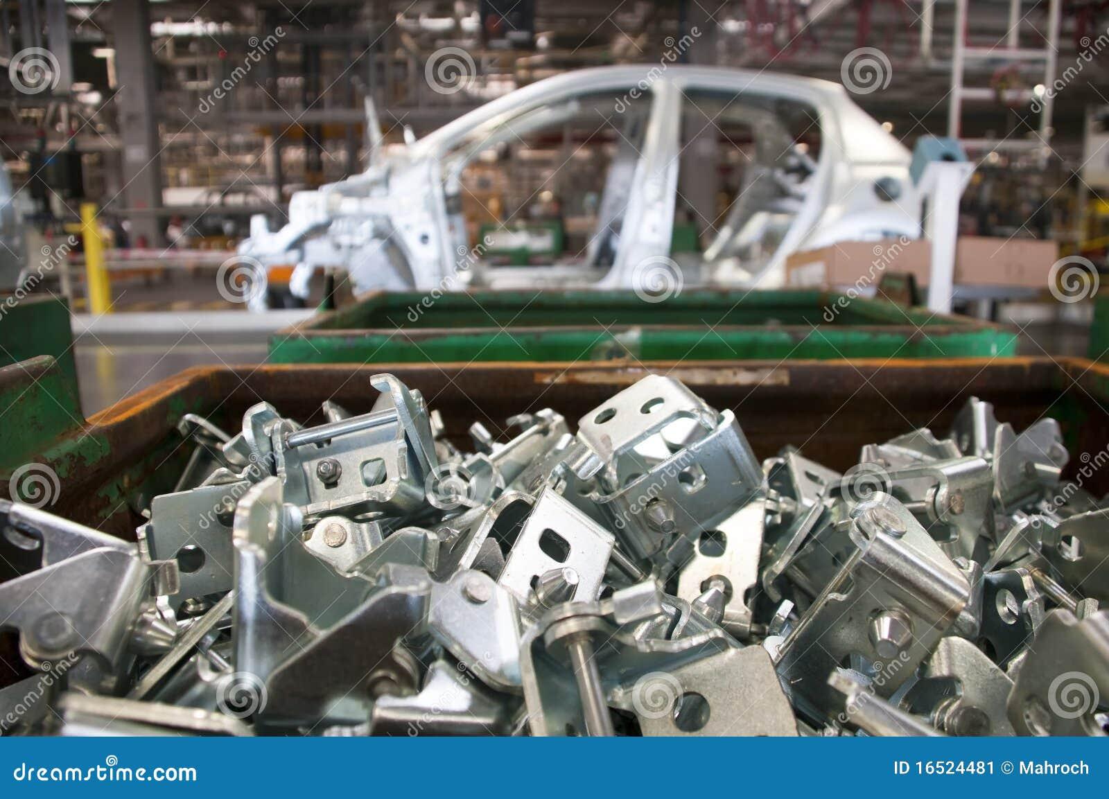 Automatisk industrimanufacture