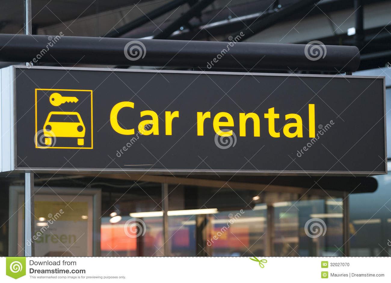 Automietzeichen
