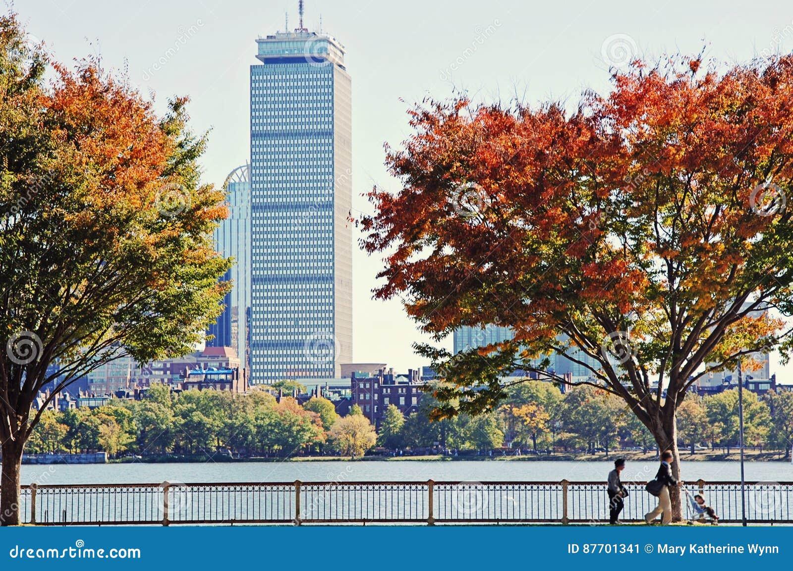 Automne à Boston