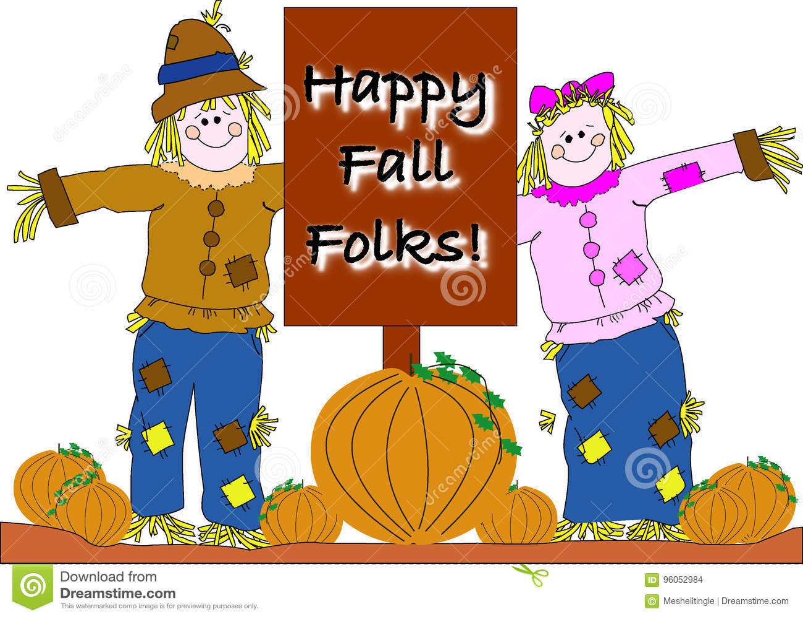 Automne heureux ( ; Autumn) ; salutation