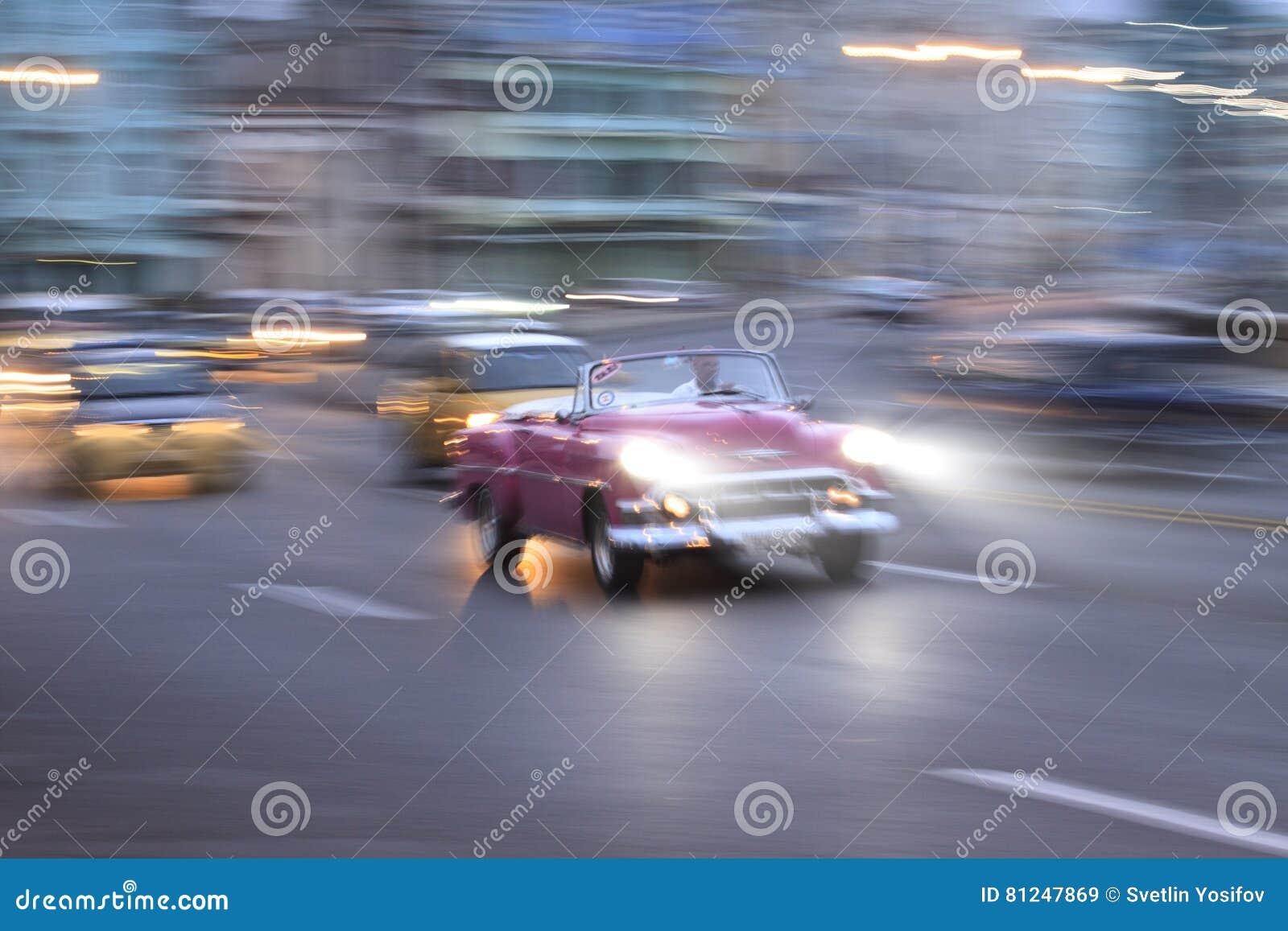 Automobile d annata, Havana Fantasy