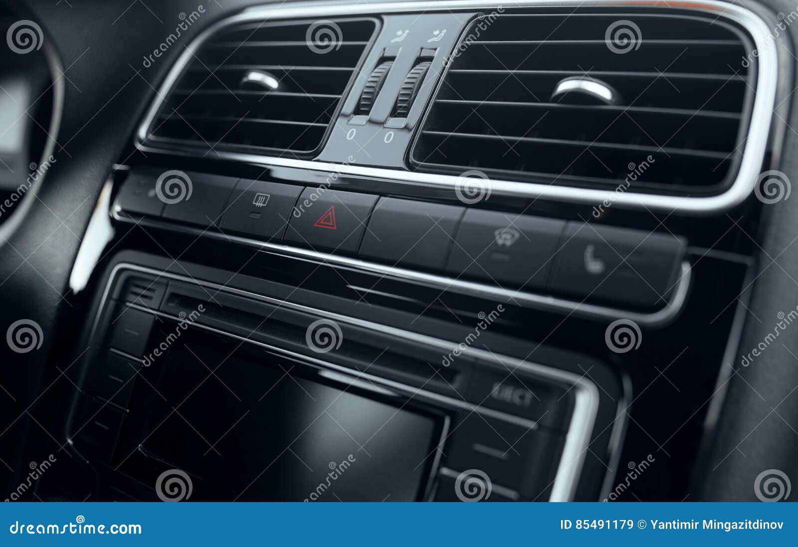 Automobile del bottone dell arresto di emergenza