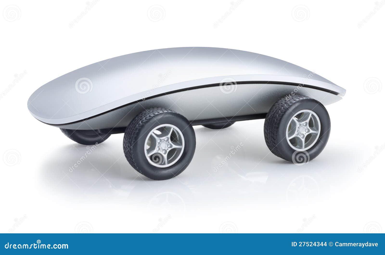 Automobile del mouse del calcolatore