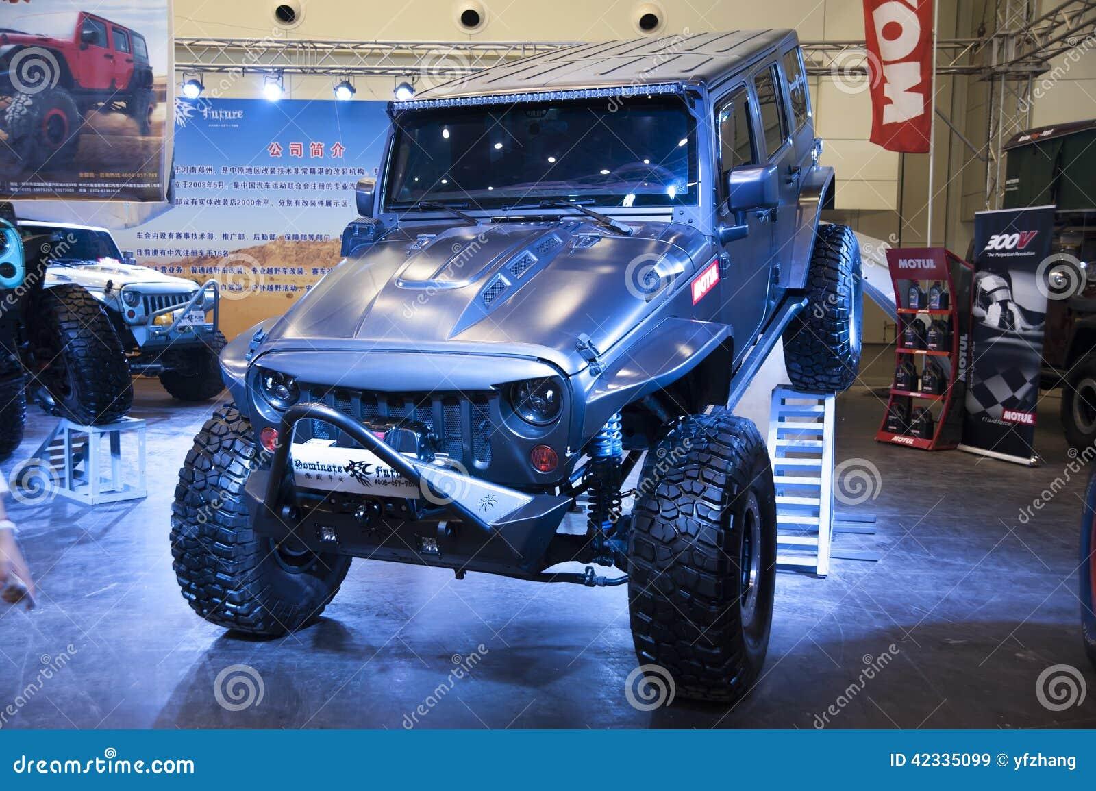 Automobile del wrangler della jeep