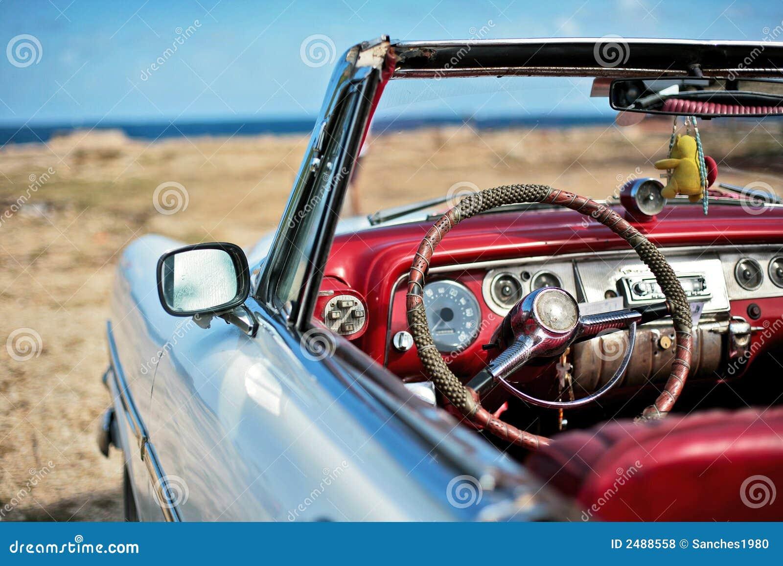 Automobile dell annata di Ñcuban