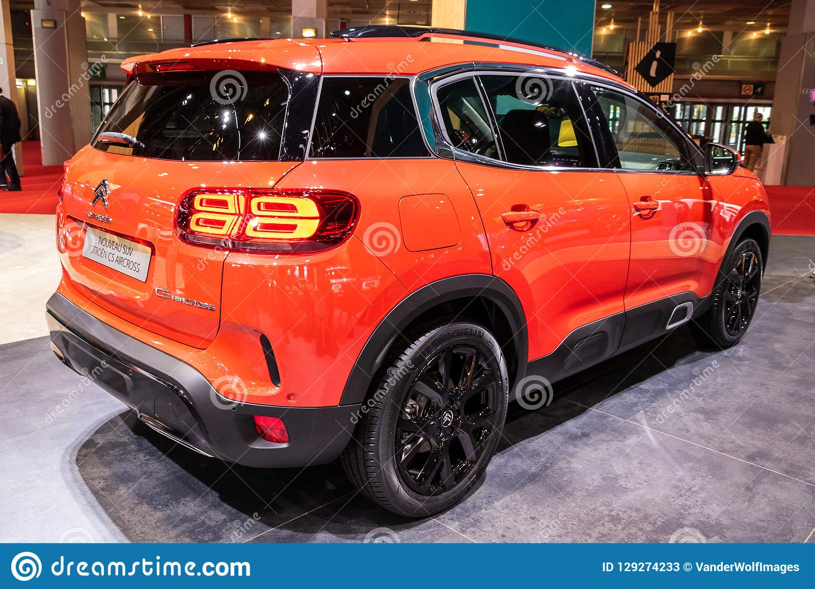 Automobile di Citroen C5 Aircross SUV