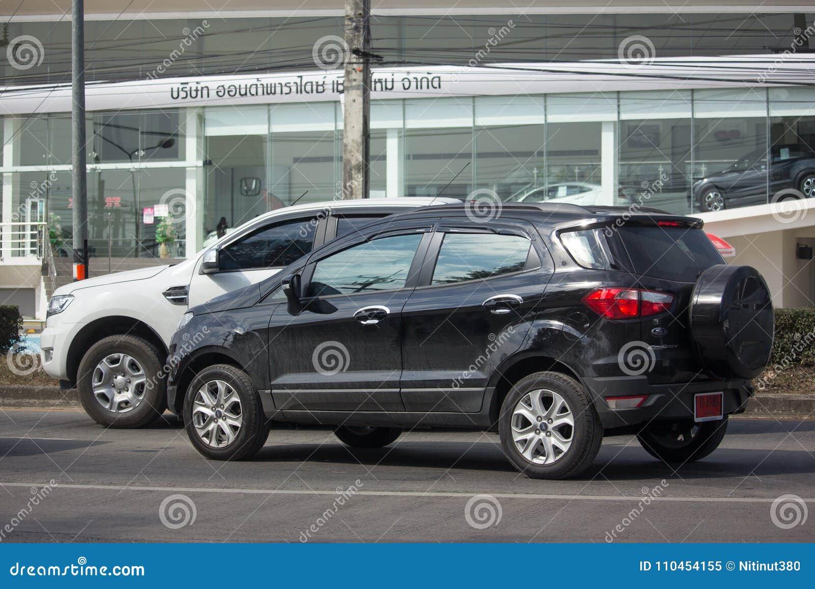 Automobile di Ford Ecosport Suv dell auto privata per l utente urbano
