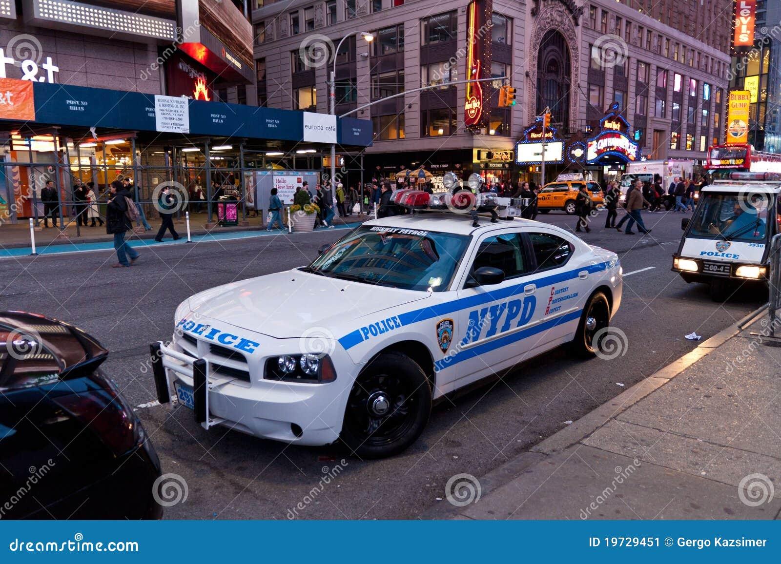 Automobile di NYPD