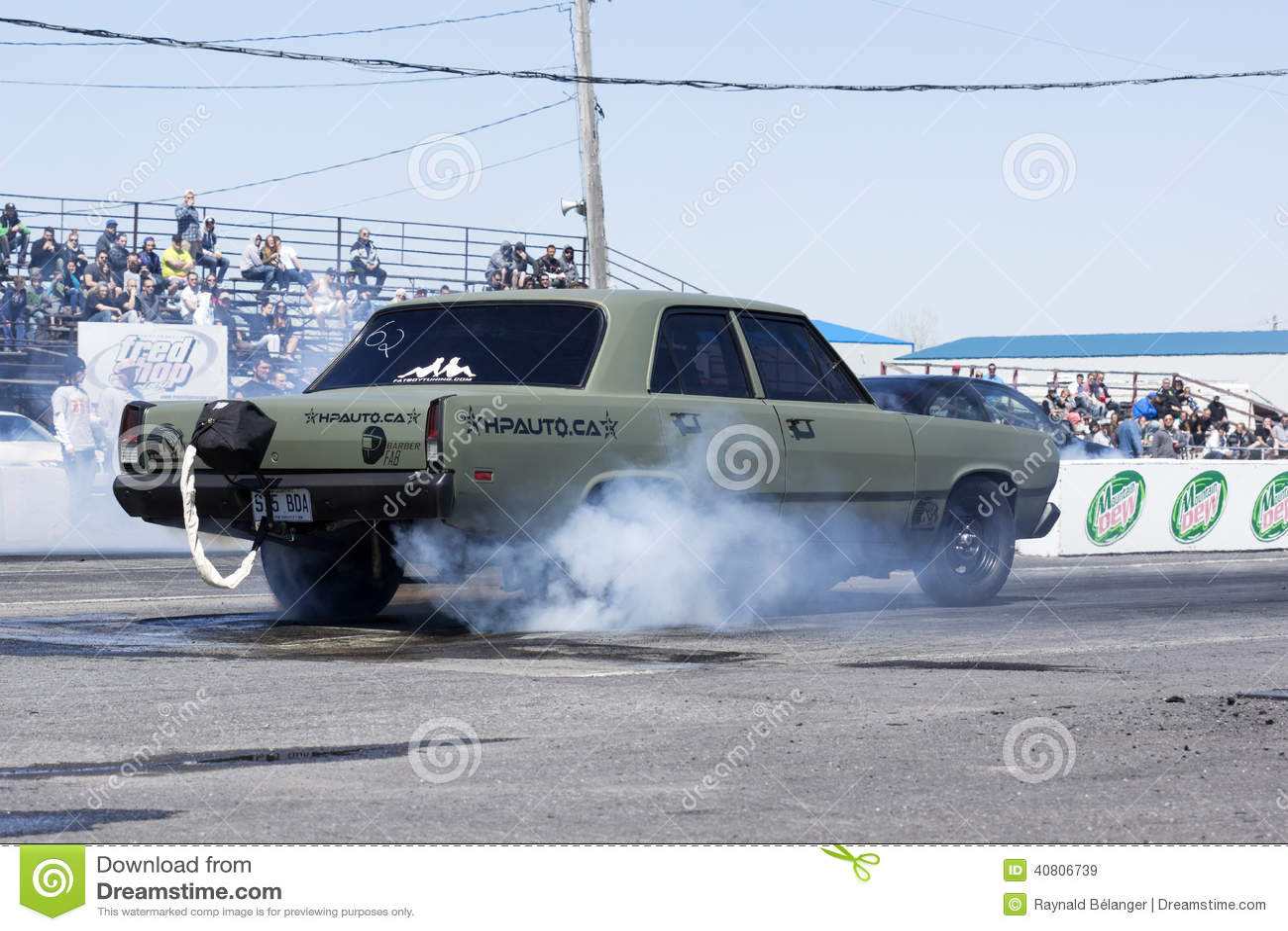 Automobile di resistenza di Pontiac