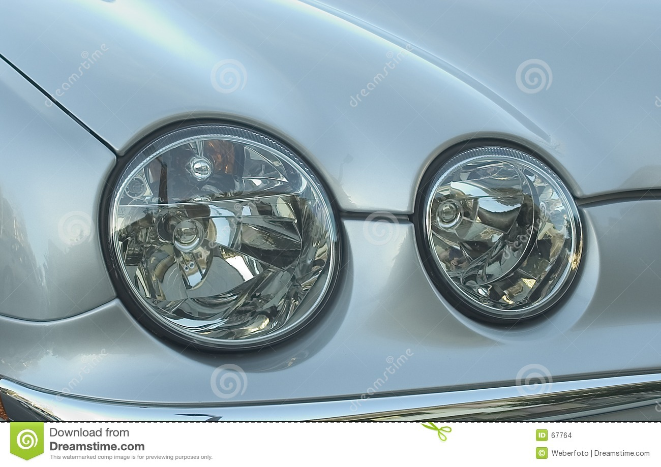 Automobile Dual Headlight