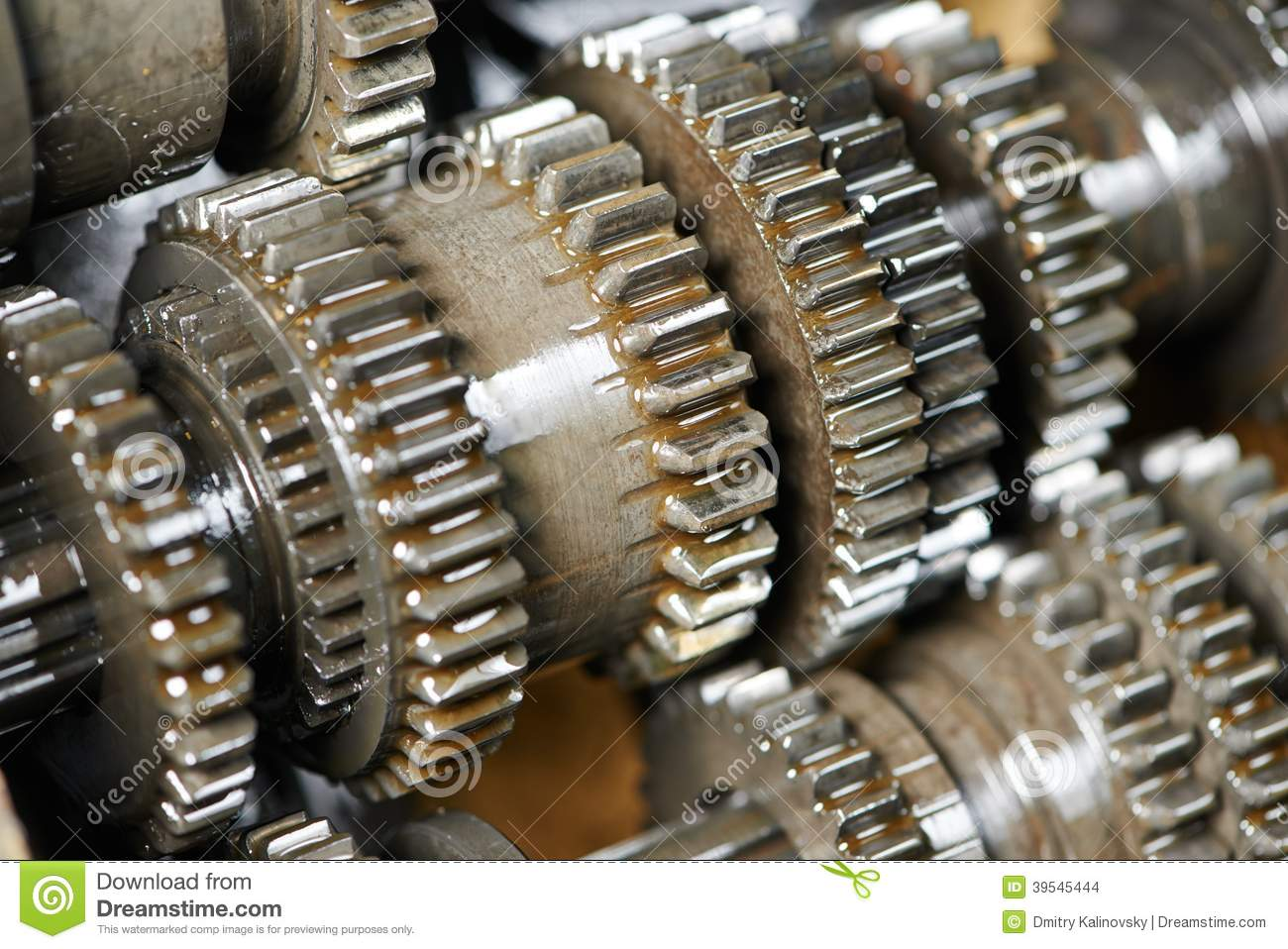 Auto Transmission Repair >> Automobile Engine Or Transmission Gear Box Stock Photo - Image: 39545444