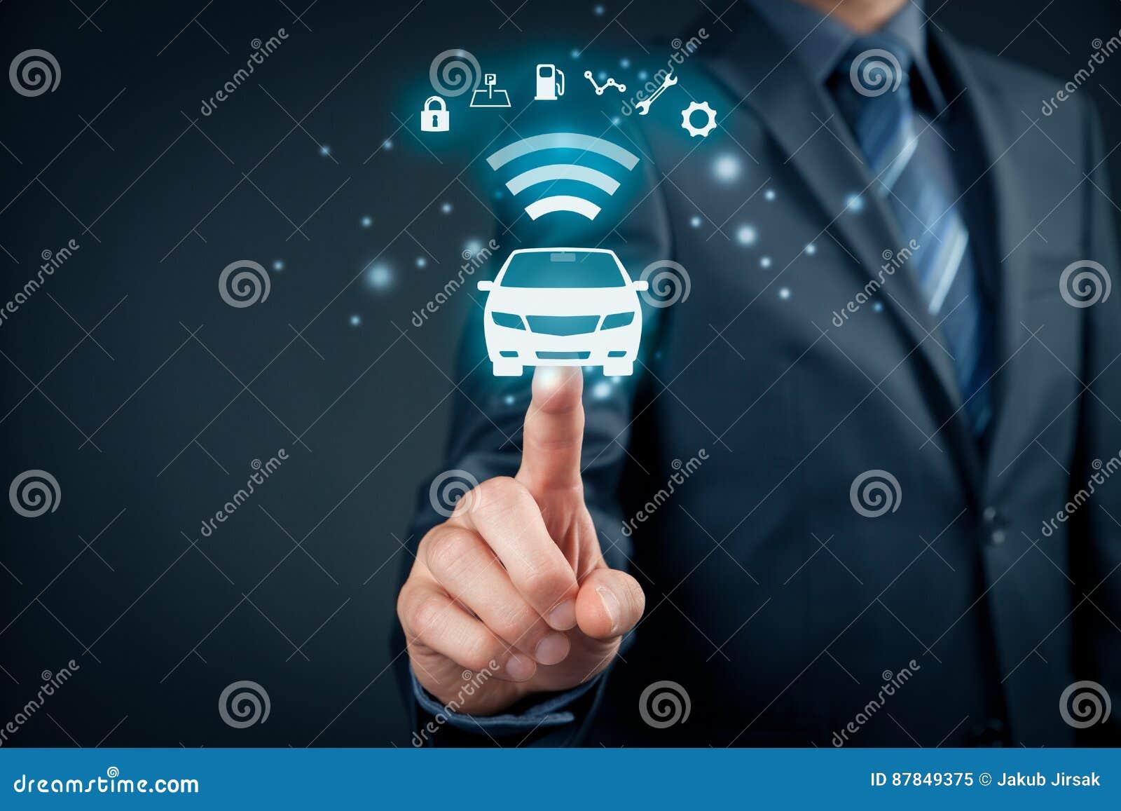 Automobile intelligente