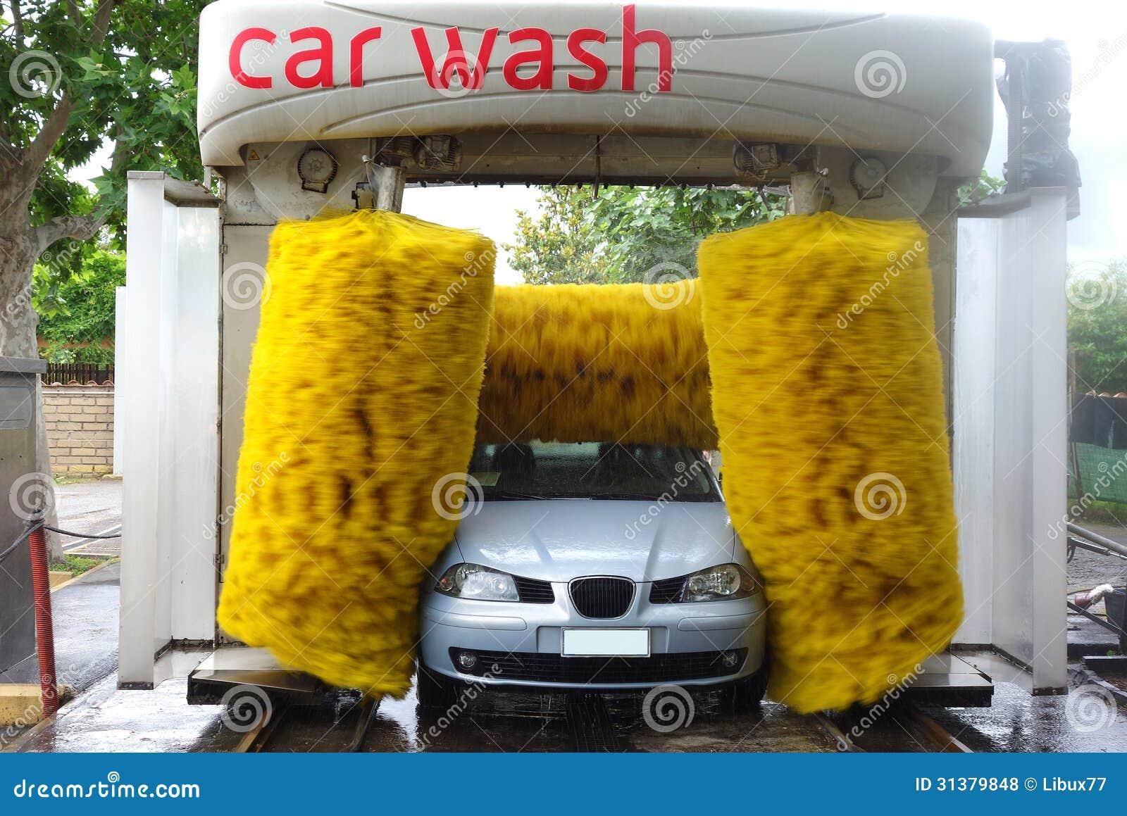 Automatic Car Wash Machine In India