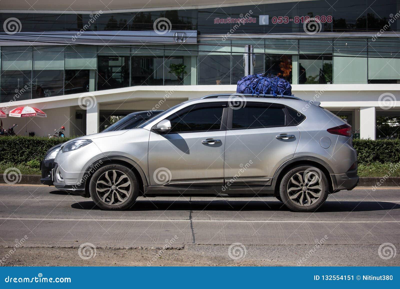 Automobile privata MG GS di Suv Prodotto da automobilistico britannico