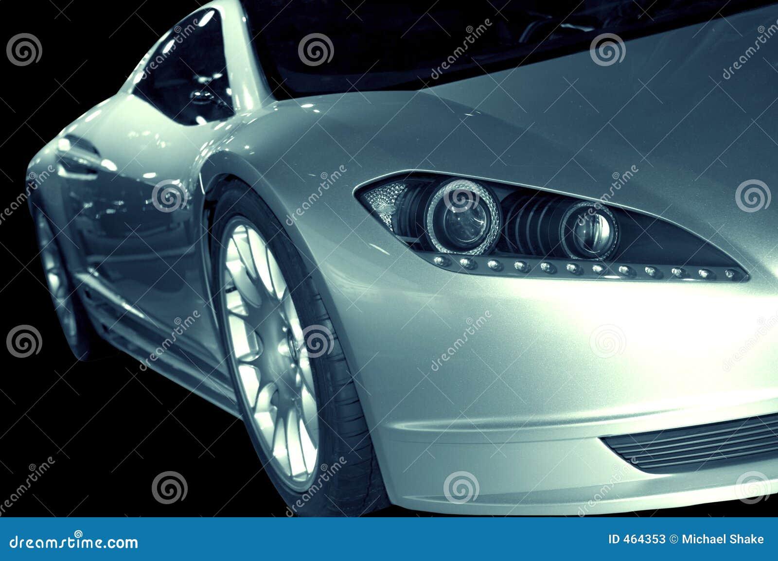 Automobile sportiva astratta 3