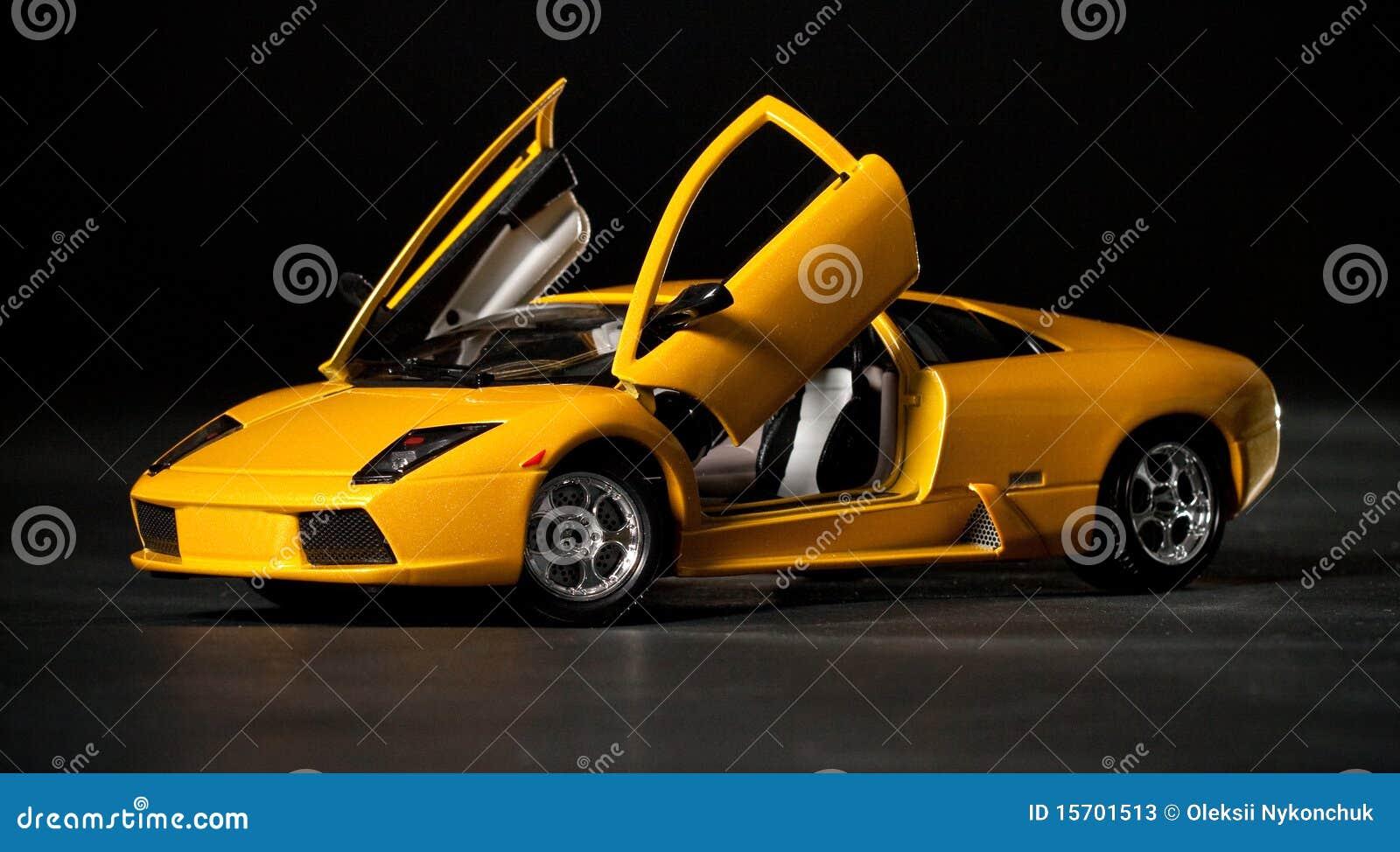 Automobile sportiva del giocattolo