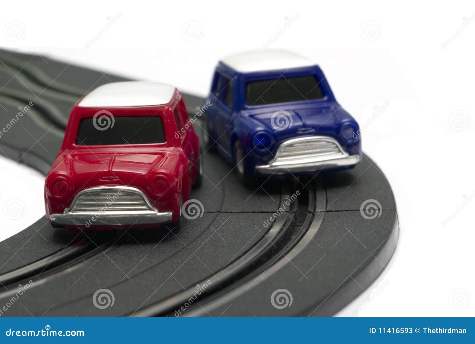 Automobili di scanalatura a pile