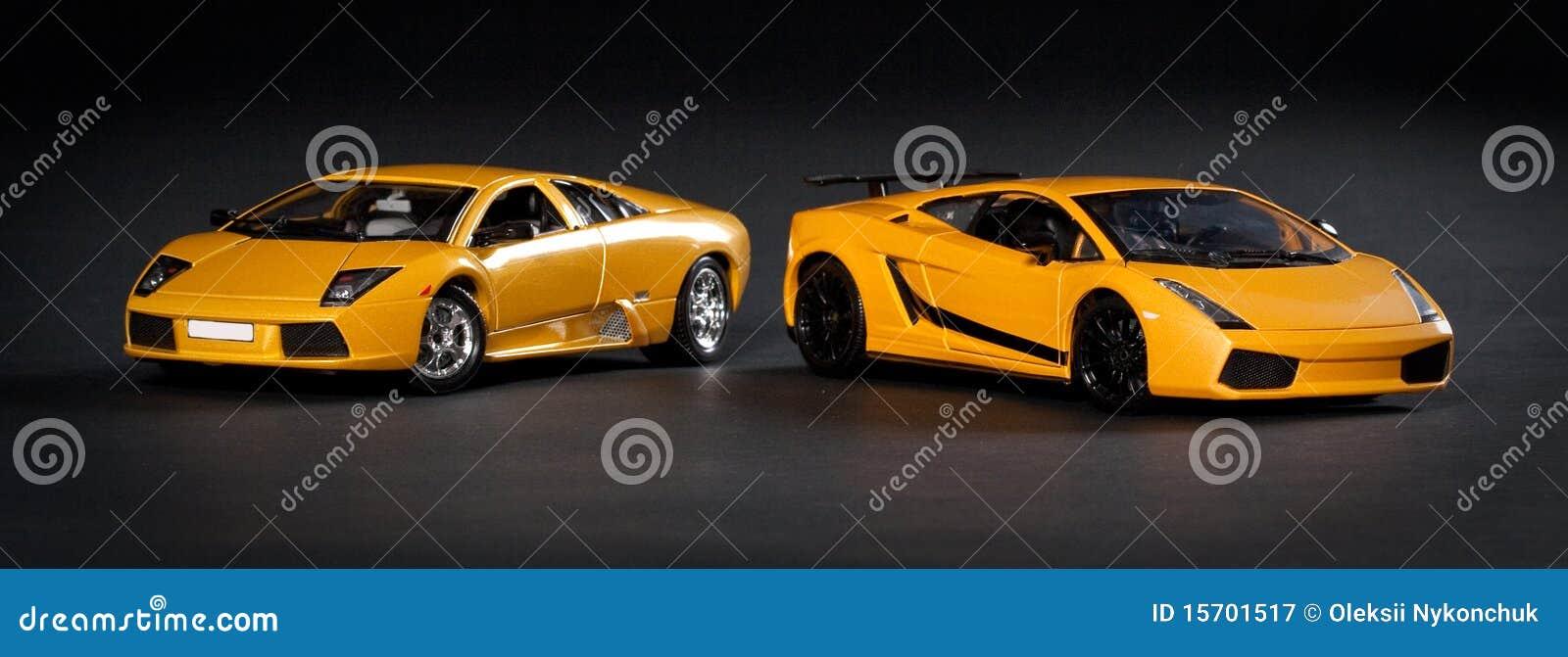 Automobili sportive del giocattolo